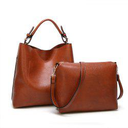 Fashion Portable Shoulder Lady Messenger Daughter Bag -
