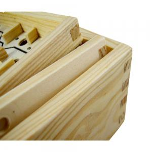 Intellectual Development Look for Export Games Wooden Ring Balance Toy -