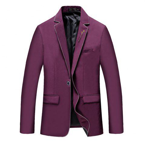 Discount Men's New Fashion and Leisure Long Sleeved Suit