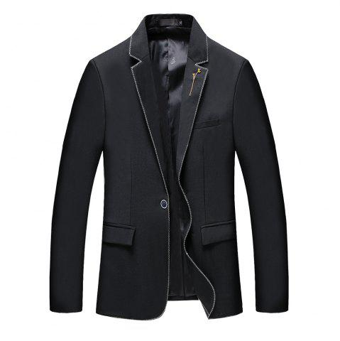 Latest Men's New Fashion and Leisure Long Sleeved Suit