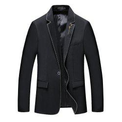 Men's New Fashion and Leisure Long Sleeved Suit -