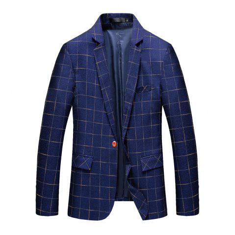 Discount Men's Comfortable and Long Sleeved Suit