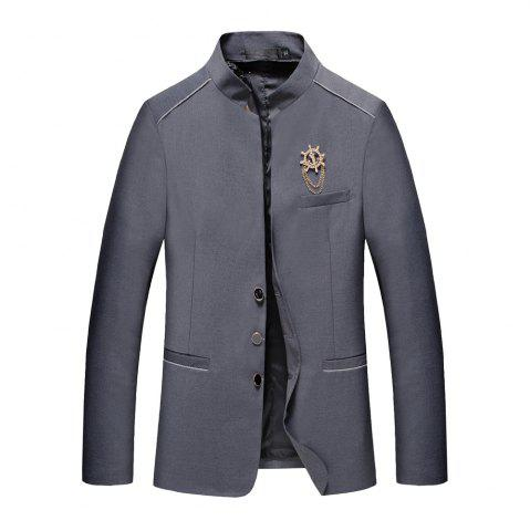 Store Men's Casual Long Sleeved Suit