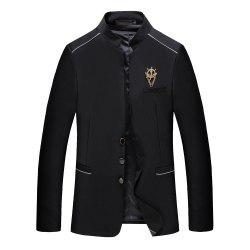 Men's Casual Long Sleeved Suit -