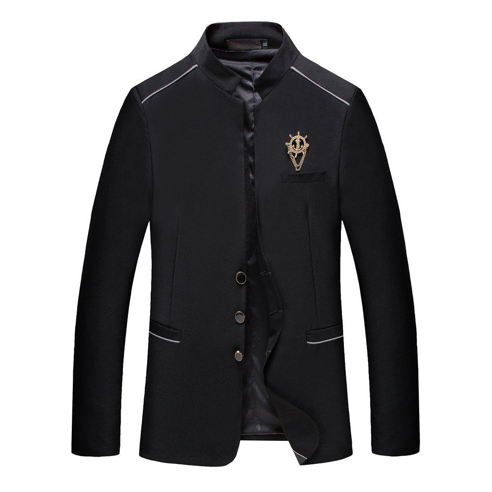 Outfits Men's Casual Long Sleeved Suit