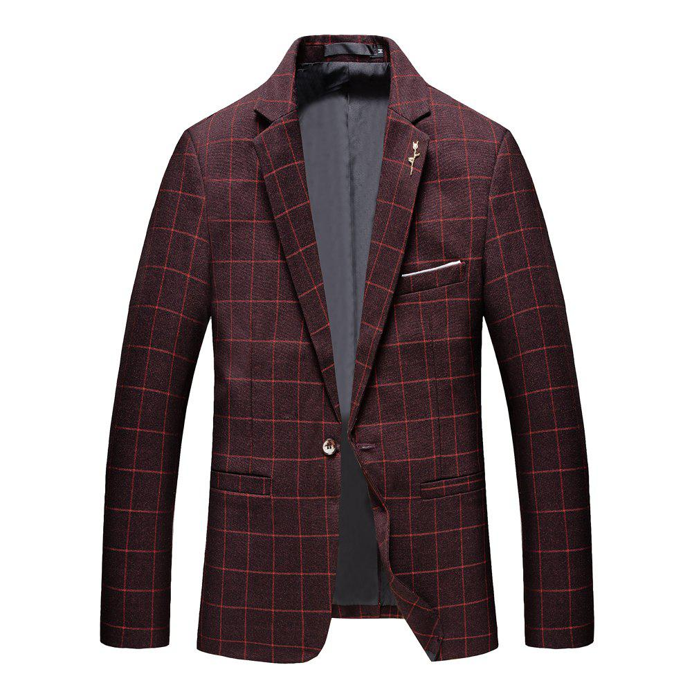 Best Men's Casual and Handsome Long Sleeved Suit