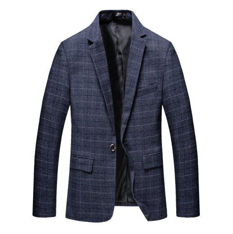 Outfits Men's Lattices and Long Sleeved Suits