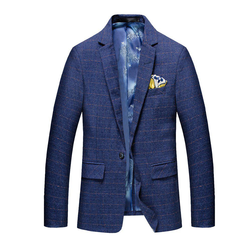 Chic Men's Leisure Long Sleeved Suit