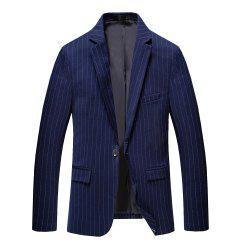 Men's Long Sleeved Jacket Suit -