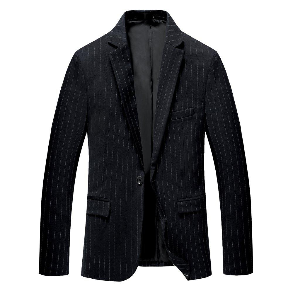 Unique Men's Long Sleeved Jacket Suit