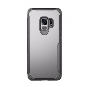 Cover Case for Samsung Galaxy S9 Slim Transparent PC + TPU -