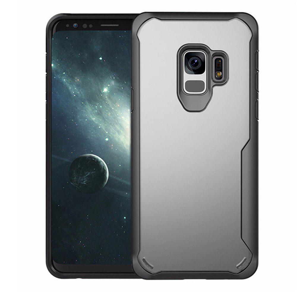 New Cover Case for Samsung Galaxy S9 Slim Transparent PC + TPU