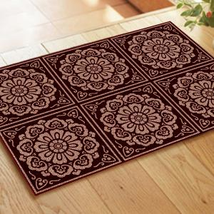 Home Floor Mat Room Outside Carpet Scrape Shoe Scale Mats Doormat -
