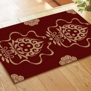 Modern Home Furnishings Soft Carpet Shave Shoes Dirt Pads  Doormat -