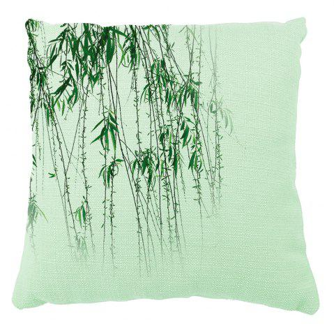 Shops Spring Willow Decorative Pillowcase Pad Pillowcase Home Furnishing Decor