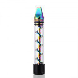 Glass Blunt Pipe Funny Toy Grownups Toy -