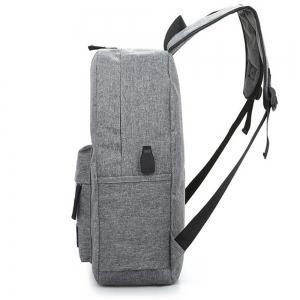 Canvas Travelling  Student  Large Capacity Bag -