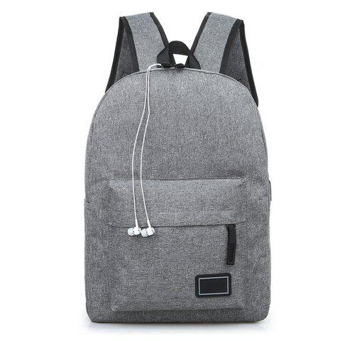 Best Canvas Travelling  Student  Large Capacity Bag