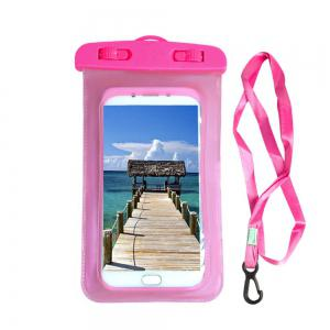 PVC Waterproof Bag for iPhone and Android Go for The Water Sports -