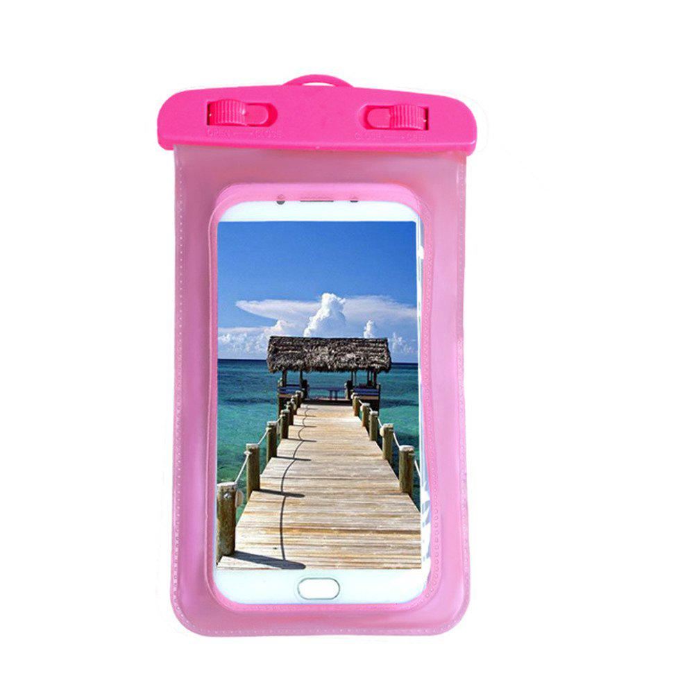 Trendy PVC Waterproof Bag for iPhone and Android Go for The Water Sports
