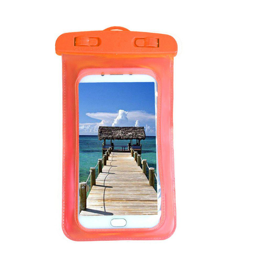 Shop PVC Waterproof Bag for iPhone and Android Go for The Water Sports