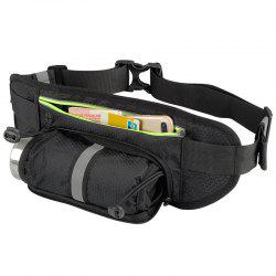 Outdoor Waterproof Waist Bag for Fitness -