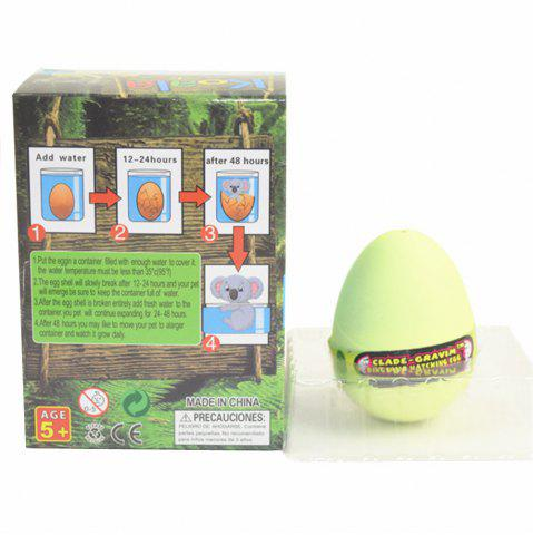 New Koala Egg Water Hatching Magic Children Kids Toy