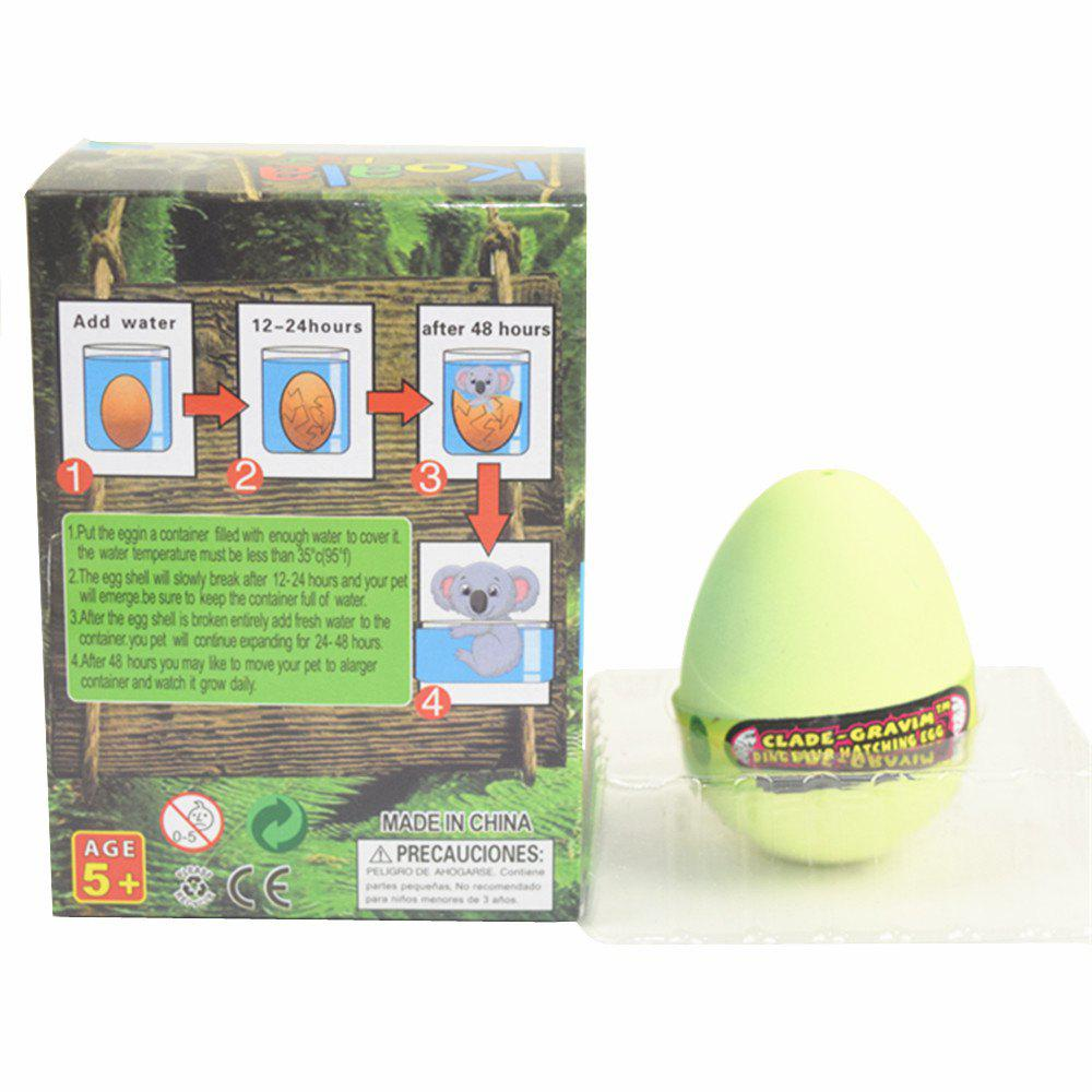Koala Egg Eau Hatching Enfants Magiques Enfants Jouet