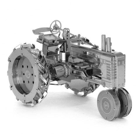 Sale Creative Tractor 3D Metal High-quality DIY Laser Cut Puzzles Jigsaw Model Toy