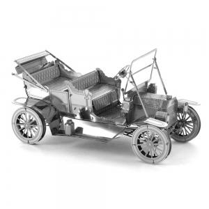 Creative Ford Car 3D Metal High-quality DIY Laser Cut Puzzles Jigsaw Model Toy -