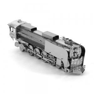 Creative 844 Locomotive 3D Metal High-quality DIY Laser Cut Puzzles Jigsaw Model Toy -