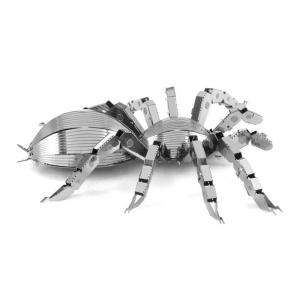 Creative Spider 3D Metal High-quality DIY Laser Cut Puzzles Jigsaw Model Toy -
