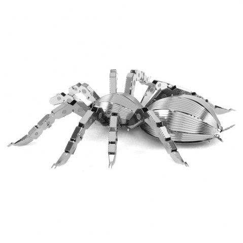 Fashion Creative Spider 3D Metal High-quality DIY Laser Cut Puzzles Jigsaw Model Toy