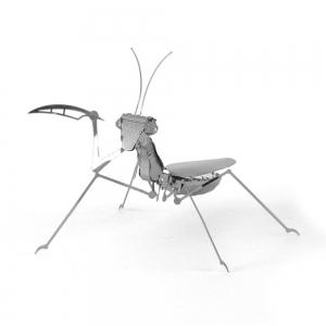 Creative Mantis 3D Metal High-quality DIY Laser Cut Puzzles Jigsaw Model Toy -