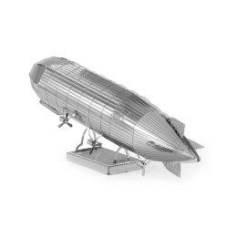 Creative Zeppelin Airship 3D Metal High-quality DIY Laser Cut Puzzles Jigsaw Model Toy -