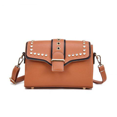 Latest Fashion Wild Shoulder Trend Messenger Bag