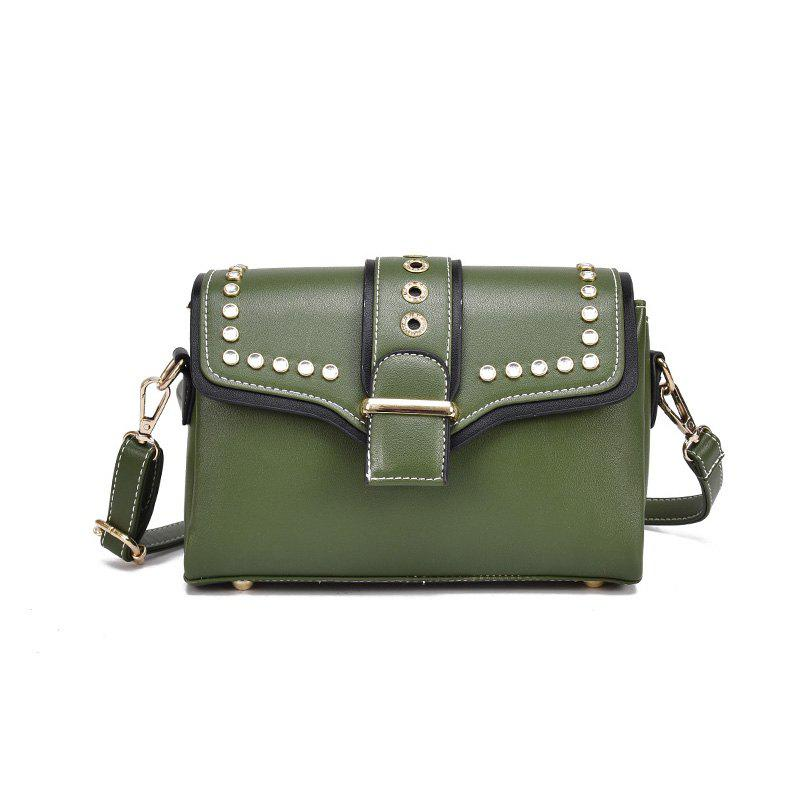 Trendy Fashion Wild Shoulder Trend Messenger Bag