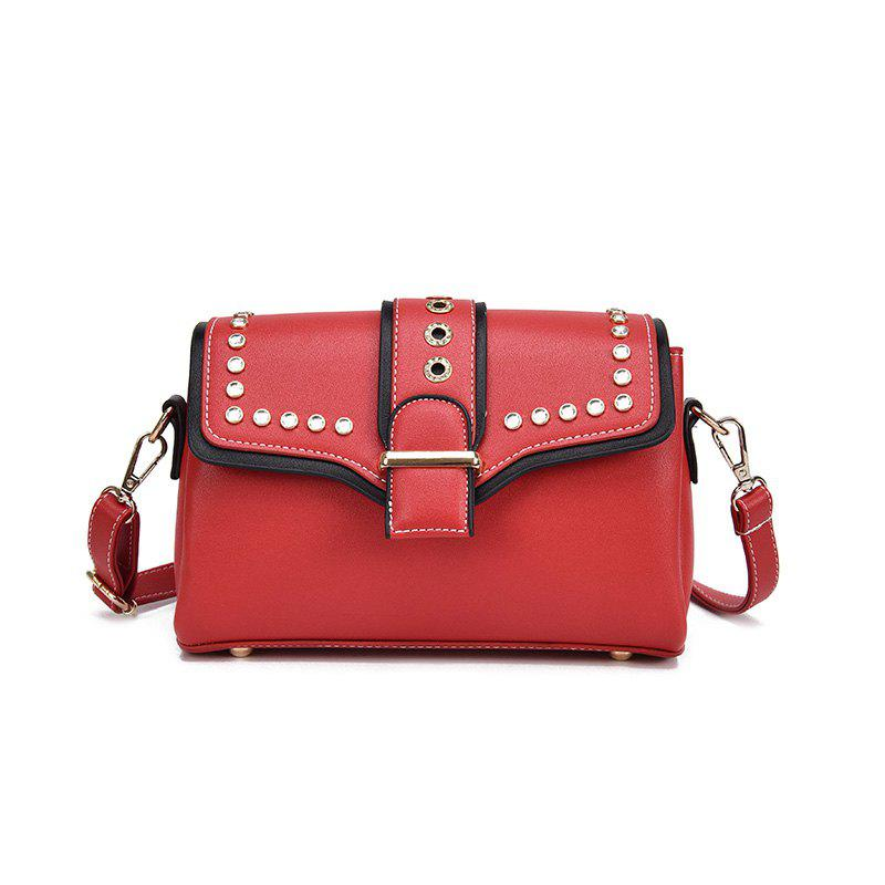 Online Fashion Wild Shoulder Trend Messenger Bag