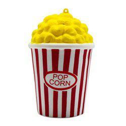 Jumbo Squishy Simulation Popcorn Décompression Lent Rebond Jouet -