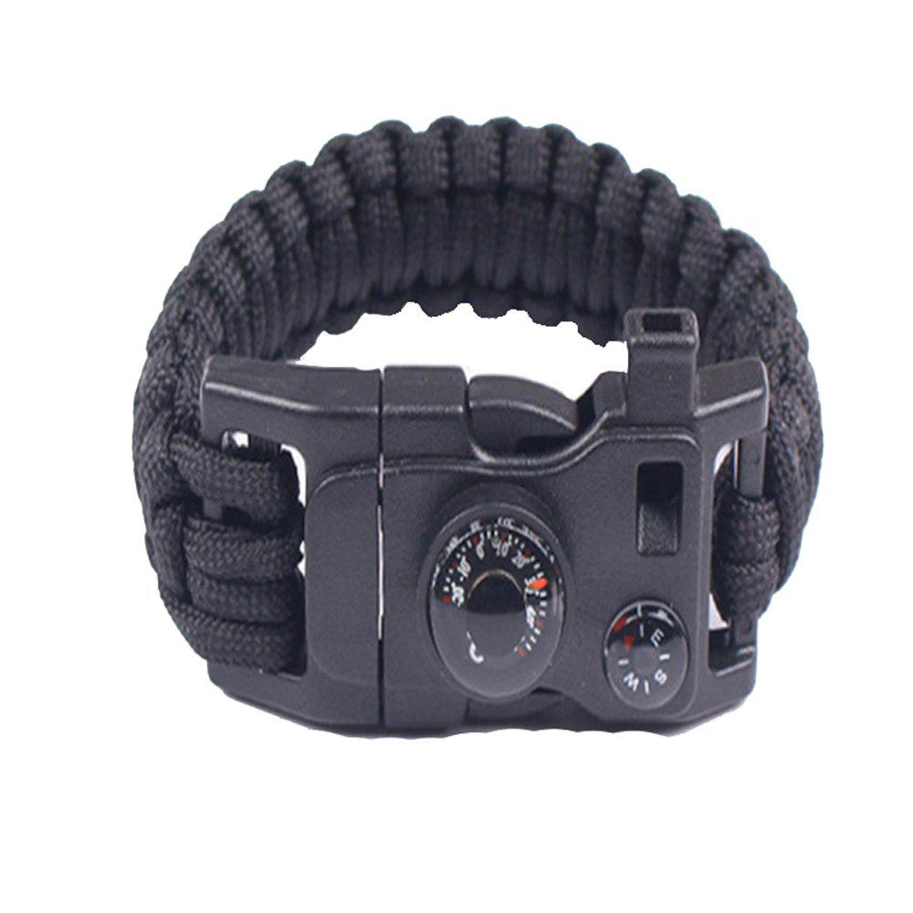 Shop Multifunctional Outdoor Camping Rescue Survival Bracelet