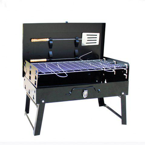 Fashion Foldable Portable Charcoal Barbecue Grill