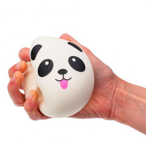 New Jumbo Squishy Stylish Panda Hang PU Stress Reliever Toy