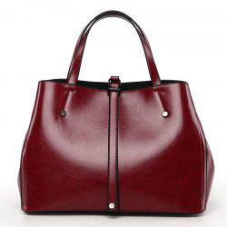 Female Fashion Atmospheric Shoulder Bag Simple Messenger Handbag -