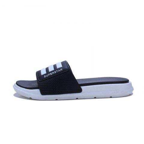 Discount New Men Summer Trend Dry and Clear Lightweight Slippers