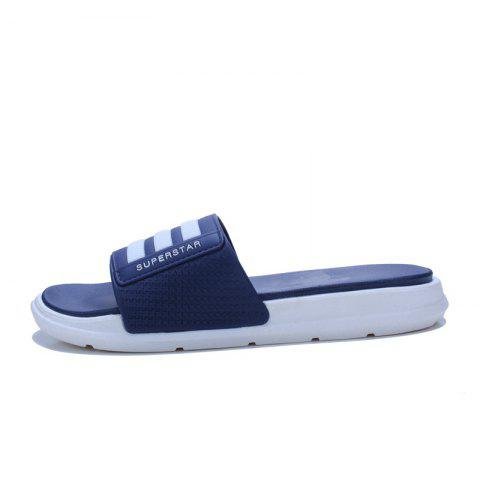 Best New Men Summer Trend Dry and Clear Lightweight Slippers