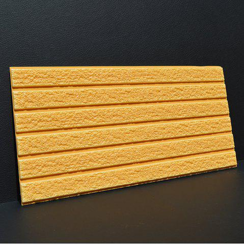 Buy Self-adhesive Brick Pattern Soft Pack Collision Wall Stickers