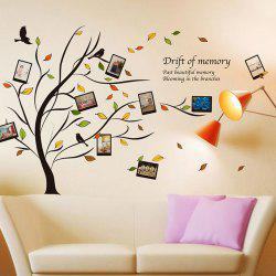 Art Photo Frame Tree Wall Sticker -