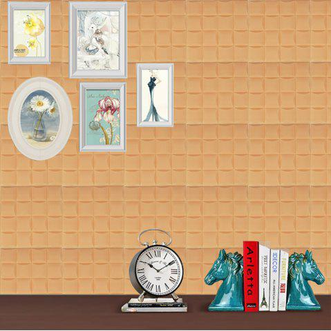 Chic 3D Self-adhesive Foam Wall Sticker