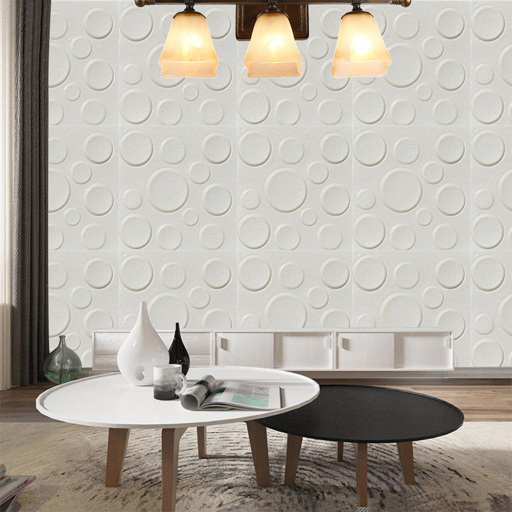 Hot Self Adhesive 3D Board Background Wall