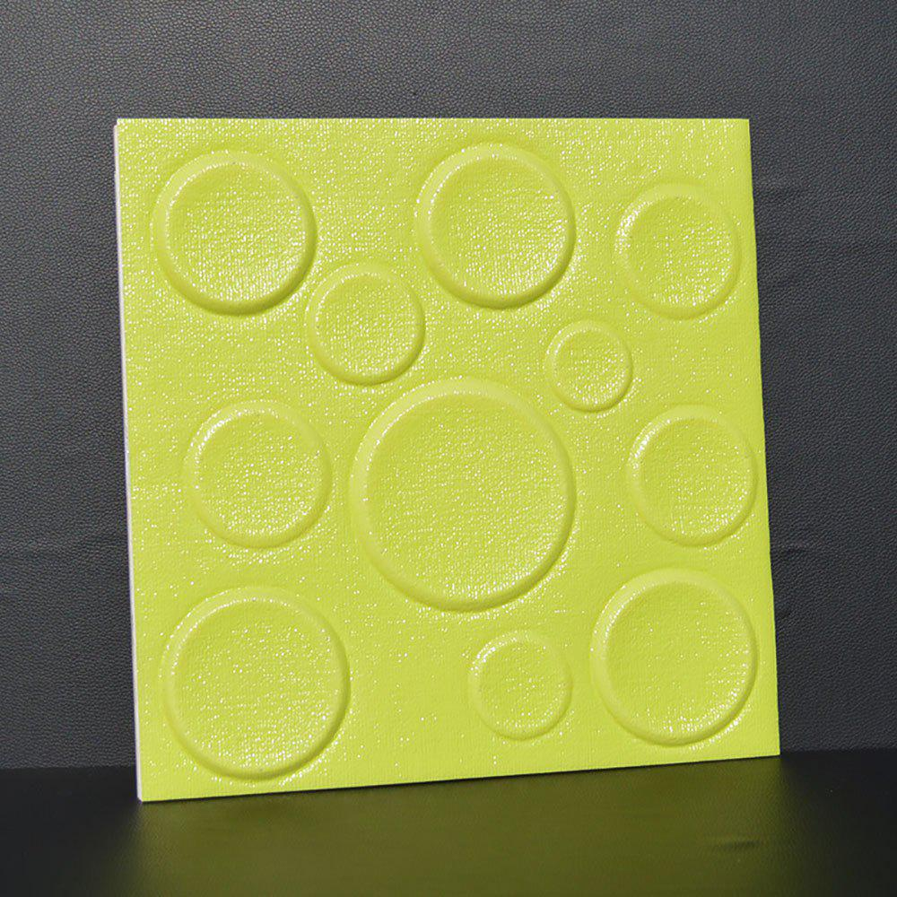 Buy Self Adhesive 3D Board Background Wall